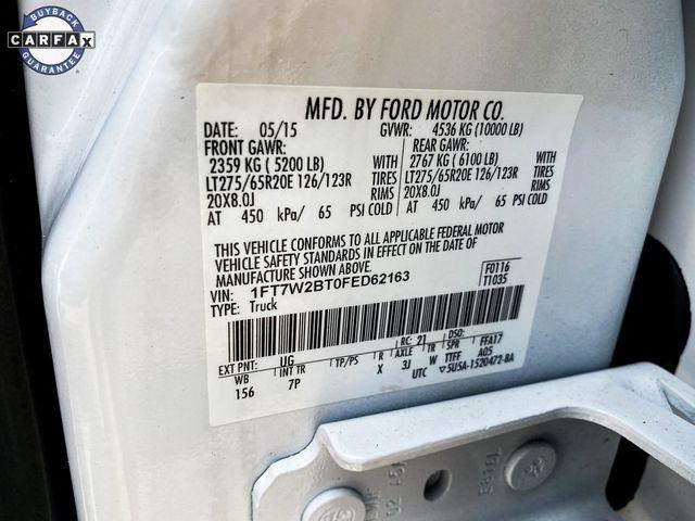 2015 Ford Super Duty F-250 Pickup Platinum Madison, NC 44