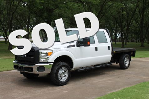 2015 Ford Super Duty F-250 Crew Cab 4WD Flat Bed  in Marion, Arkansas