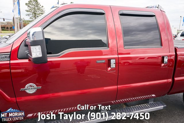 2015 Ford Super Duty F-250 Pickup Platinum in Memphis, Tennessee 38115