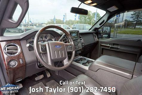 2015 Ford Super Duty F-250 Pickup Platinum | Memphis, TN | Mt Moriah Truck Center in Memphis, TN