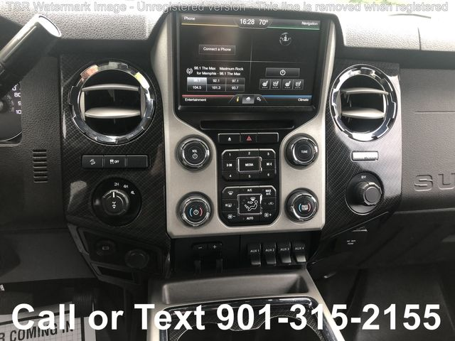 2015 Ford Super Duty F-250 Pickup Lariat Black-Ops Edition By Tuscany in Memphis, TN 38115