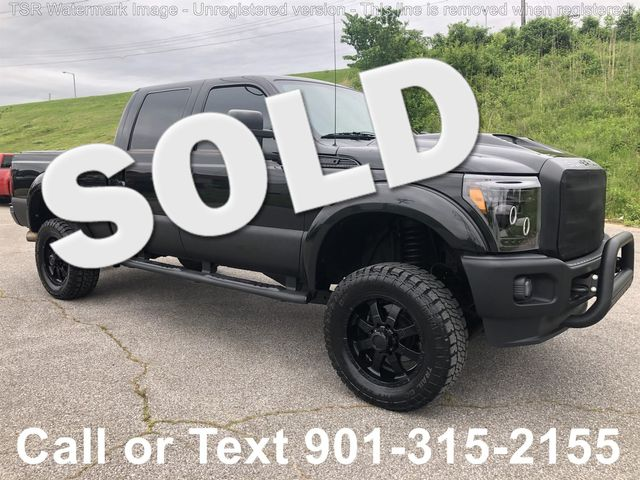 2015 Ford Super Duty F-250 Pickup Lariat Black-Ops Edition By Tuscany