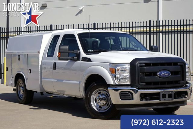 2015 Ford Super Duty F-250 Pickup XLT KUV One Owner Extended Cab