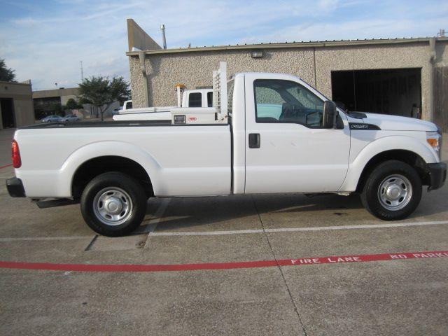 2015 Ford Super Duty F250 XL Reg Cab, 1 Owner, Serv Records in Plano Texas, 75074