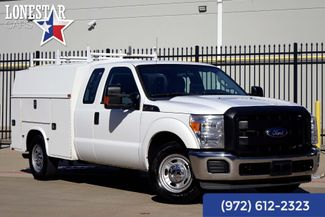 2015 Ford Super Duty F-250 Pickup KUV Bed 1 Owner Clean Carfax 25 Service Records in Plano, Texas 75093