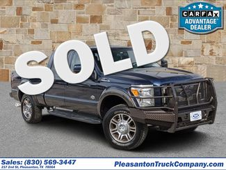 2015 Ford Super Duty F-250 Pickup King Ranch | Pleasanton, TX | Pleasanton Truck Company in Pleasanton TX