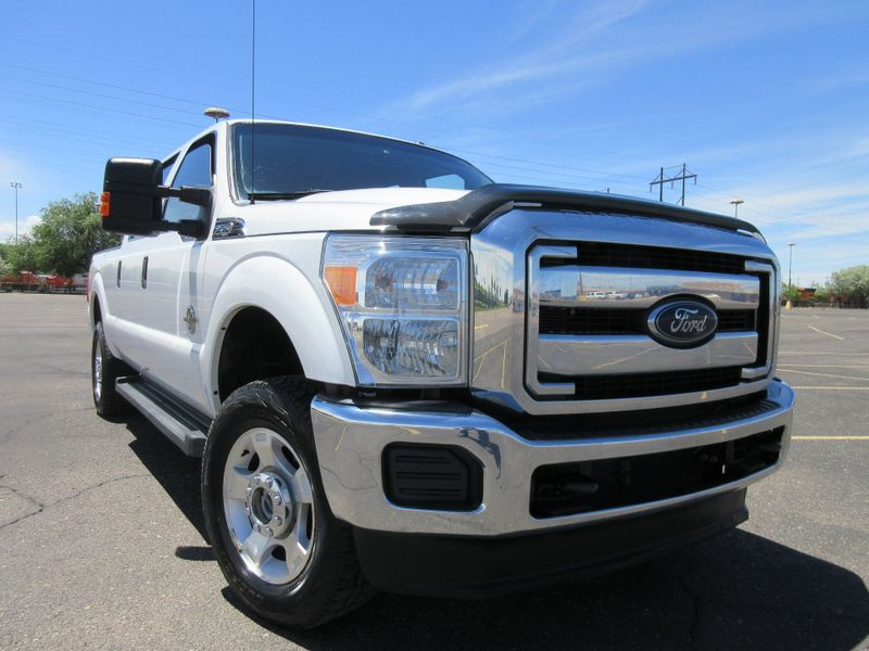 2015 Ford Super Duty F-250  XLT Crew Cab 4X4 67L Powerstroke Diesel  Fultons Used Cars Inc  in , Colorado