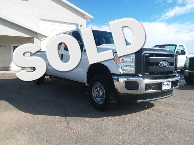 2015 Ford Super Duty F-250 Pickup XL Pueblo West, CO