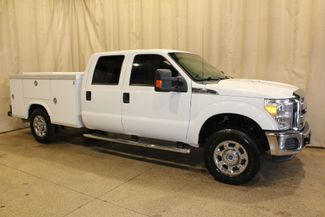 2015 Ford Super Duty F-250 utility bed 4x4 XLT in Roscoe IL, 61073