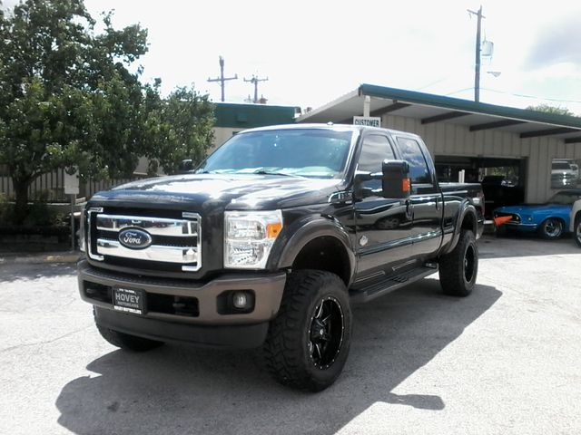 2015 Ford Super Duty F-250 Pickup King Ranch 4x4 Boerne, Texas 2