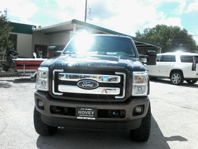 2015 Ford Super Duty F-250 Pickup King Ranch 4x4 Boerne, Texas 3