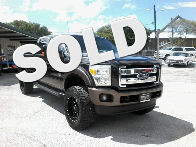 2015 Ford Super Duty F-250 Pickup King Ranch 4x4 Boerne, Texas 0