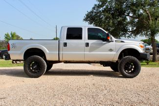 2015 Ford Super Duty F-250 XLT Crew Cab 4X4 6.7L Powerstroke Diesel Auto LIFTED Sealy, Texas 12