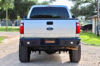 2015 Ford Super Duty F-250 XLT Crew Cab 4X4 6.7L Powerstroke Diesel Auto LIFTED Sealy, Texas 9