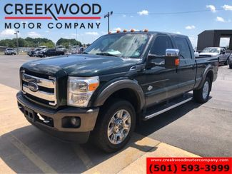 2015 Ford Super Duty F-250 King Ranch 4x4 Diesel Green Nav Roof 20s New Tires in Searcy, AR 72143
