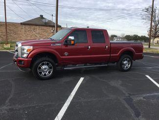 2015 Ford F-250 4x4 Platinum Diesel in Sulphur Springs, TX 75482