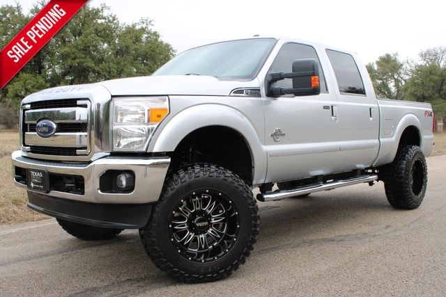 2015 Ford Super Duty F-250 Pickup Lariat