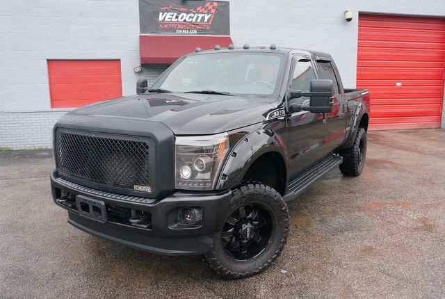 2015 Ford Super Duty F-250 Pickup Platinum