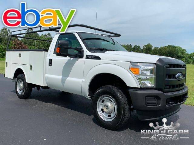 2015 Ford Super Duty F-250 Pickup XLT UTILITY TRUCK