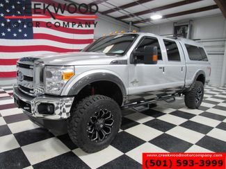 "2015 Ford Super Duty F-250 Lariat 4x4 Diesel Lifted Chrome 20s 37"" Tires Nav in Searcy, AR 72143"