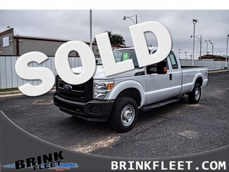 2015 Ford Super Duty F-250 SRW 4WD SuperCab 142 XL | Lubbock, TX | Brink Fleet in Lubbock TX