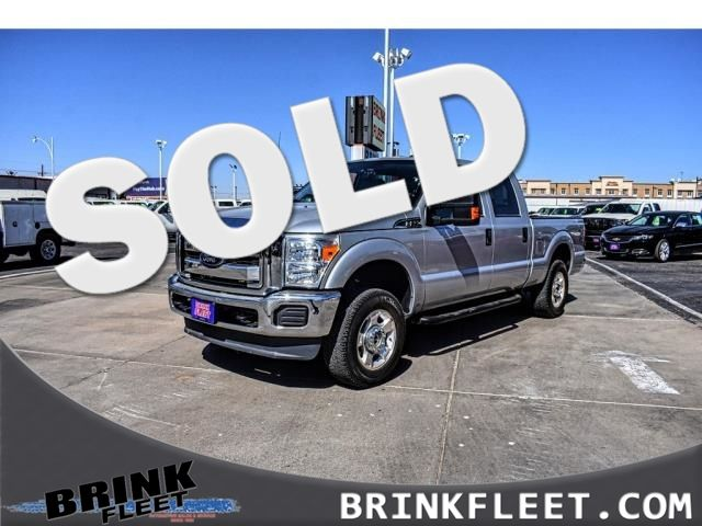2015 Ford Super Duty F-250 SRW in Lubbock TX