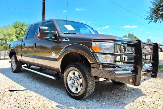 2015 Ford Super Duty F-250 XLT Crew Cab 4x4 6.7L Powerstroke Diesel Auto in Sealy, Texas 77474
