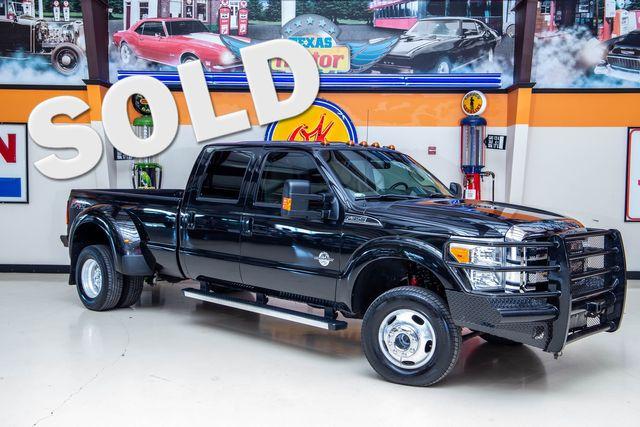 2015 Ford Super Duty F-350 DRW Lariat 4x4 in Addison, Texas 75001