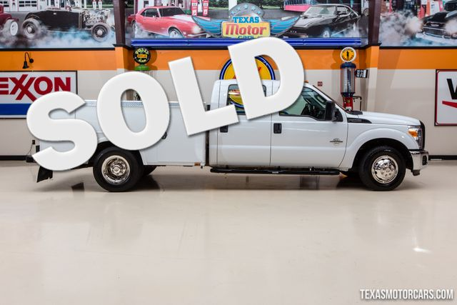 2015 Ford Super Duty F-350 DRW Chassis Cab XL Work Truck in Addison, Texas 75001