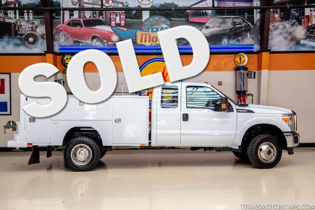 2015 Ford Super Duty F-350 DRW Chassis Cab XL 4x4