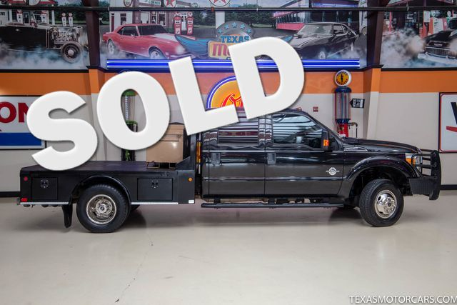 2015 Ford Super Duty F-350 DRW Chassis Cab XLT