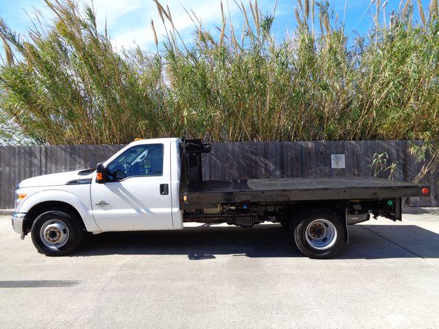 2015 Ford Super Duty F-350 DRW Chassis Cab XL Dump Body Flatbed Corpus Christi, Texas 4
