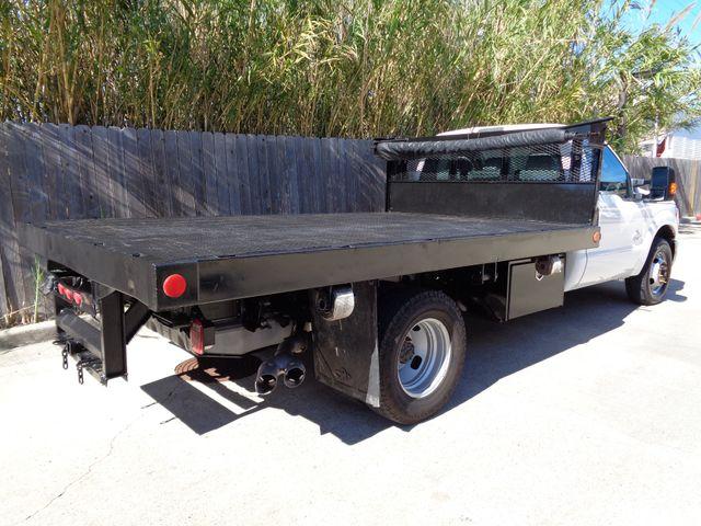 2015 Ford Super Duty F-350 DRW Chassis Cab XL Dump Body Flatbed Corpus Christi, Texas 3