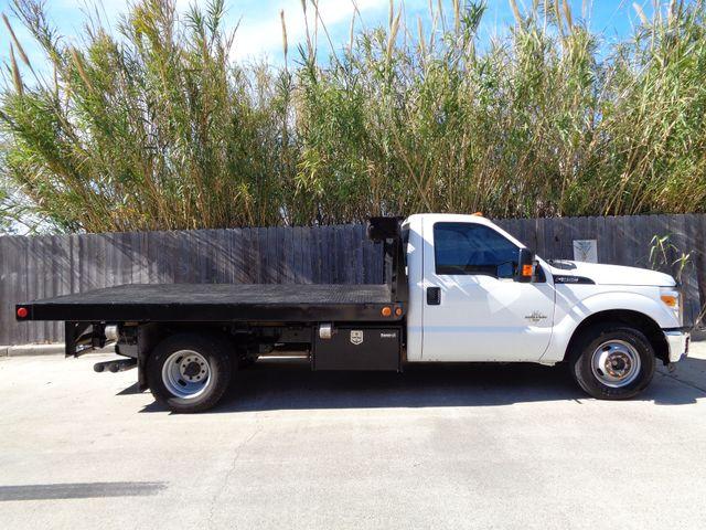 2015 Ford Super Duty F-350 DRW Chassis Cab XL Dump Body Flatbed Corpus Christi, Texas 5