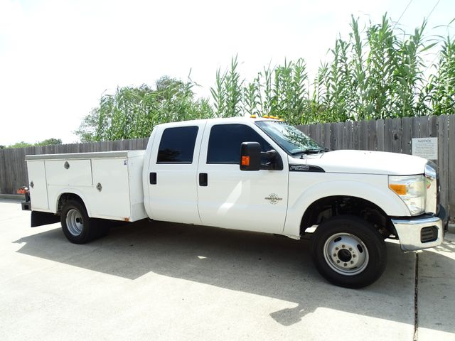 2015 Ford Super Duty F-350 DRW Chassis Cab XL Utility Bed 4x4 in Corpus Christi, TX 78412