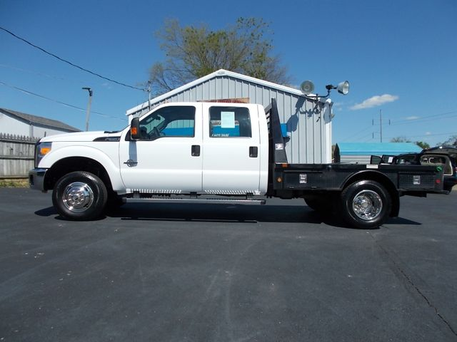 2015 Ford Super Duty F-350 DRW Chassis Cab XL Shelbyville, TN 1