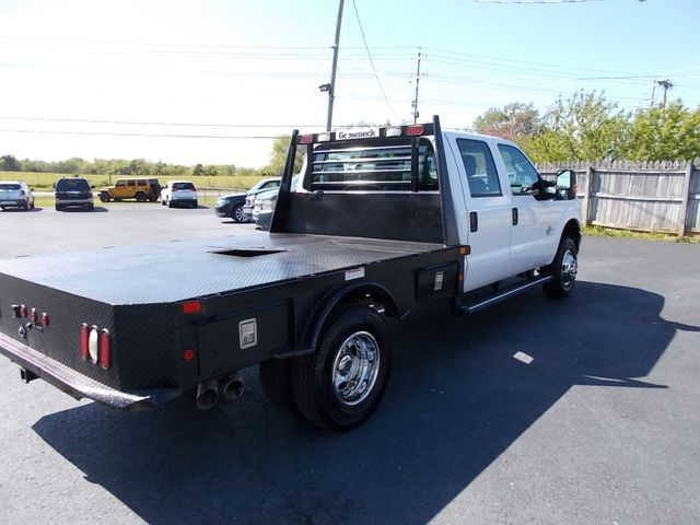 2015 Ford Super Duty F-350 DRW Chassis Cab XL Shelbyville, TN 12