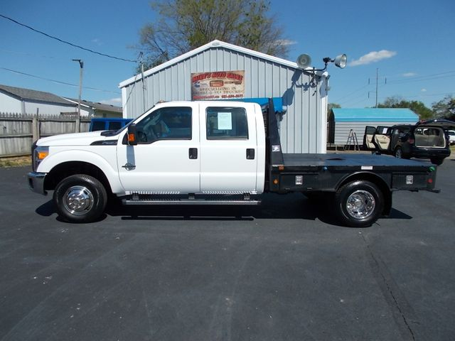 2015 Ford Super Duty F-350 DRW Chassis Cab XL Shelbyville, TN 2