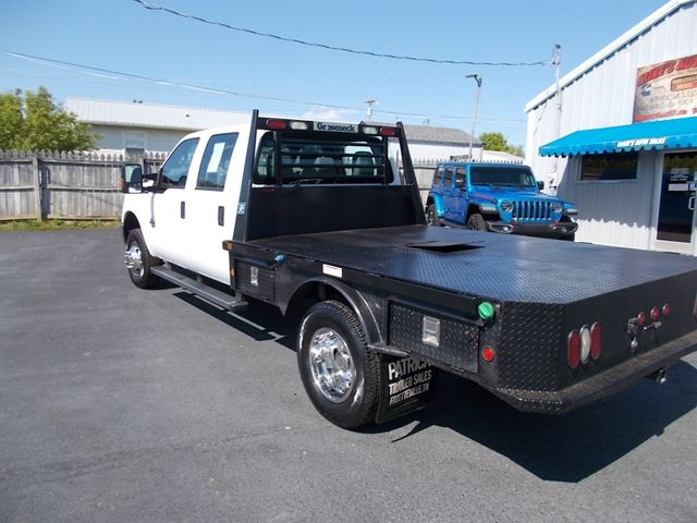 2015 Ford Super Duty F-350 DRW Chassis Cab XL Shelbyville, TN 4
