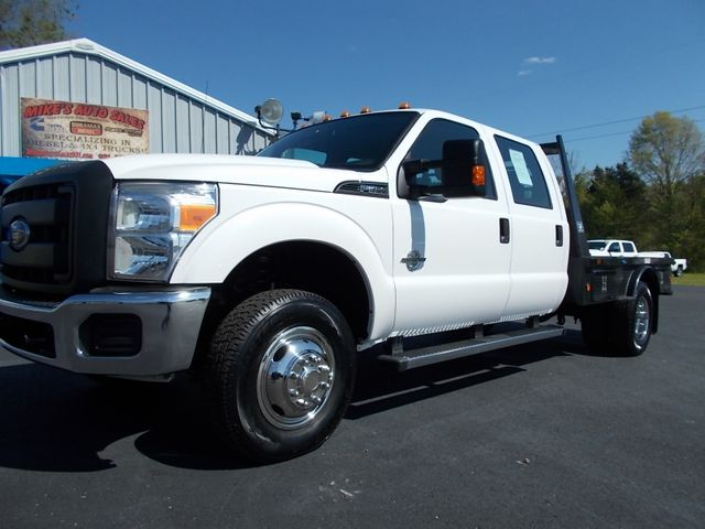 2015 Ford Super Duty F-350 DRW Chassis Cab XL Shelbyville, TN 5