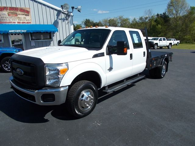 2015 Ford Super Duty F-350 DRW Chassis Cab XL Shelbyville, TN 6