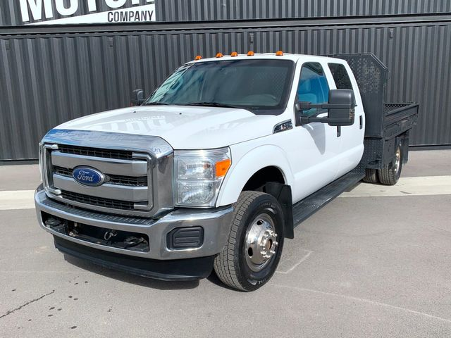 2015 Ford Super Duty F-350 DRW Chassis Cab XLT in Spanish Fork, UT 84660