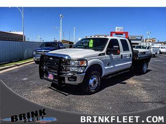 2015 Ford Super Duty F-350 DRW 4WD Crew Cab 172 XL   Lubbock, TX   Brink Fleet in Lubbock TX
