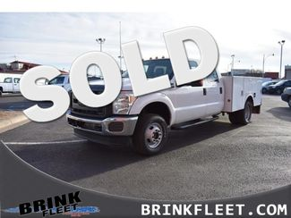 2015 Ford Super Duty F-350 DRW 4WD Crew Cab 176 WB 60 CA XL | Lubbock, TX | Brink Fleet in Lubbock TX