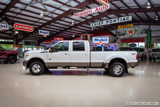 2015 Ford Super Duty F-350 DRW Pickup King Ranch 4X4 in Addison Texas, 75001