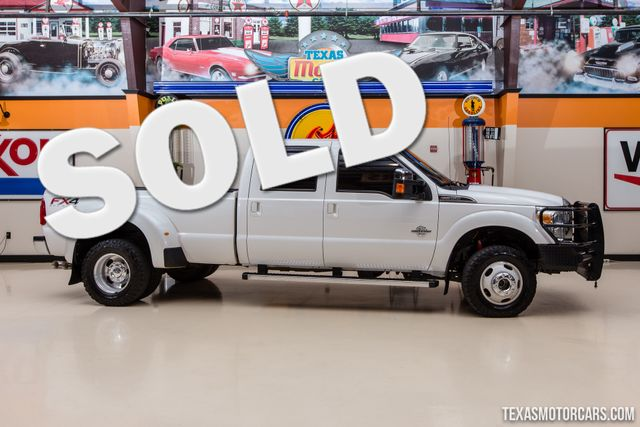 2015 Ford Super Duty F-350 DRW Pickup Lariat 4X4 in Addison Texas, 75001
