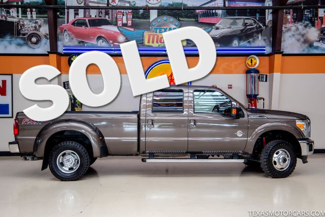 2015 Ford Super Duty F-350 DRW Pickup Lariat 4x4