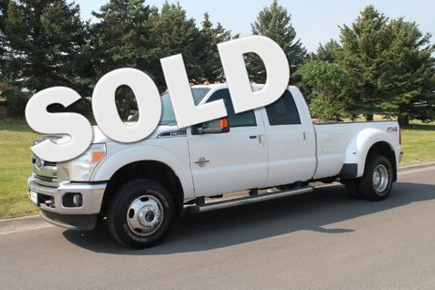 2015 Ford Super Duty F-350 DRW Pickup Lariat in Great Falls, MT