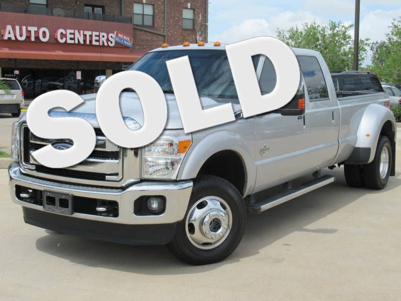 2015 Ford Super Duty F-350 DRW Pickup Lariat | Houston, TX | American Auto Centers in Houston TX