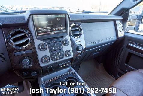2015 Ford Super Duty F-350 DRW Pickup Platinum   Memphis, TN   Mt Moriah Truck Center in Memphis, TN